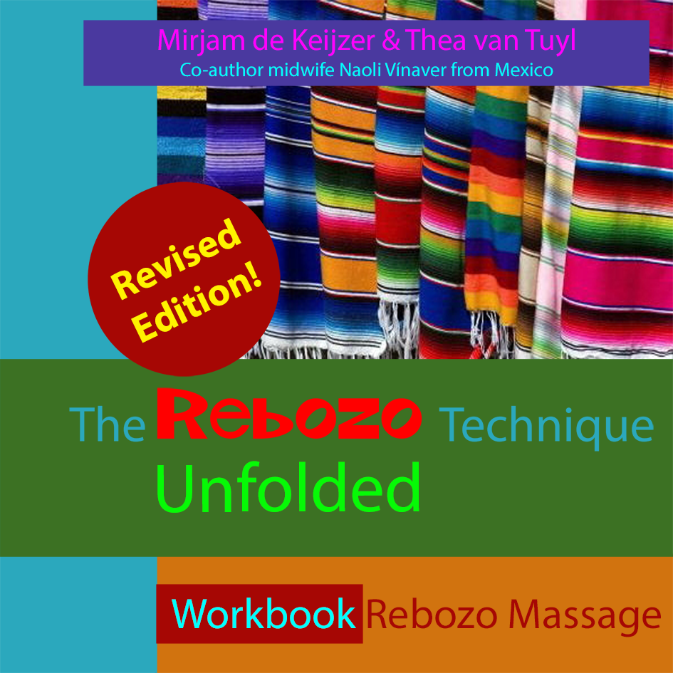 Thea van Tuyl | Rebozo Unfolded