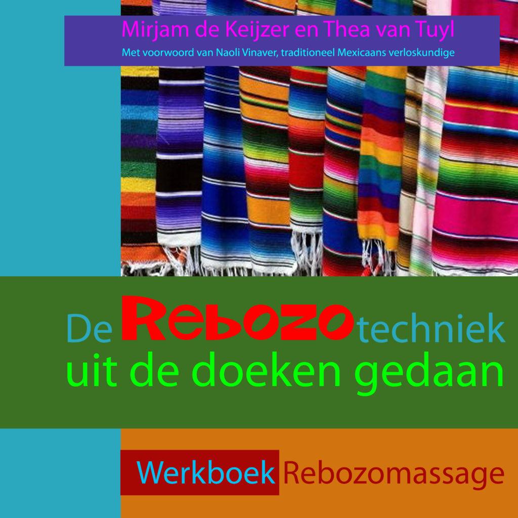 Thea van Tuyl | De Rebozo techniek uit de doeken gedaan